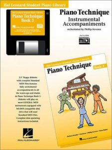 Baixar Piano technique book 3 – gm disk pdf, epub, eBook