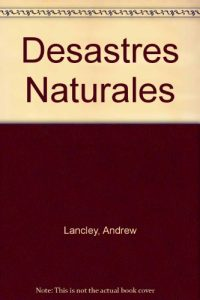Baixar Desastres naturales pdf, epub, eBook