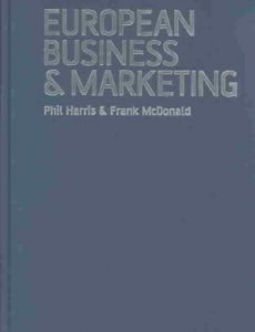 Baixar European business and marketing pdf, epub, ebook