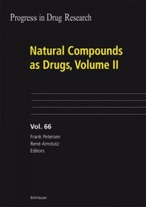Baixar Natural compounds as drugs pdf, epub, eBook