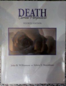 Baixar Death : current perspectives pdf, epub, ebook
