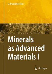 Baixar Minerals as advanced materials i pdf, epub, eBook
