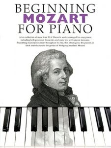 Baixar Beginning mozart for piano pdf, epub, eBook
