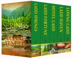 Baixar Ladd springs boxed set pdf, epub, ebook