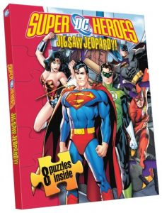 Baixar Dc comics puzzle book pdf, epub, eBook