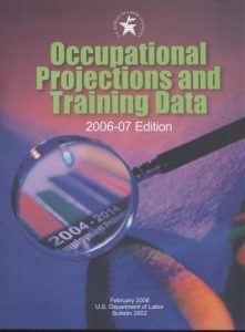 Baixar Occupational projections and training data 2006-07 pdf, epub, eBook
