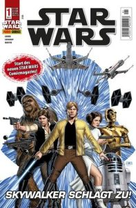 Baixar Star wars comicmagazin, band 1 – skywalker pdf, epub, ebook