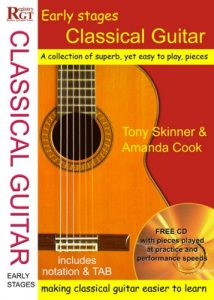 Baixar Rgt – early stages classical guitar pdf, epub, eBook
