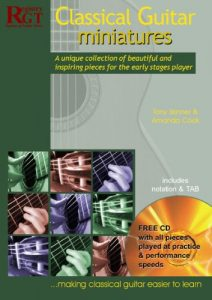 Baixar Classical guitar miniatures pdf, epub, eBook