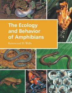 Baixar Ecology and behavior of amphibians, the pdf, epub, ebook