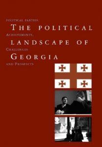 Baixar Political landscape of georgia, the pdf, epub, ebook