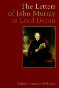 Baixar Letters of john murray to lord byron, the pdf, epub, eBook