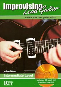 Baixar Rgt – improvising lead guitar – intermediate pdf, epub, eBook