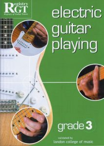 Baixar Rgt – electric guitar playing – grade 3 pdf, epub, eBook