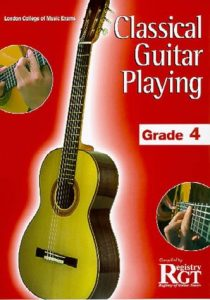 Baixar Classical guitar playing, grade 4 pdf, epub, eBook