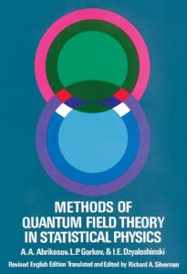 Baixar Methods of quantum field theory in statistical phy pdf, epub, eBook