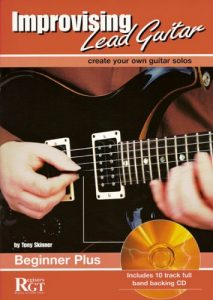 Baixar Rgt – improvising lead guitar – beginner plus pdf, epub, eBook