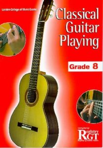 Baixar Classical guitar playing, grade 8 pdf, epub, eBook