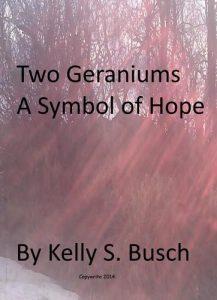 Baixar Two geraniums a symbol of hope pdf, epub, ebook