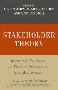 Baixar Stakeholder theory pdf, epub, ebook
