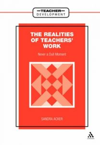 Baixar Realities of teachers' work pdf, epub, eBook
