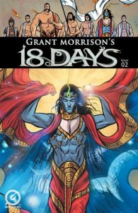 Baixar Grant morrison's 18 days #2 pdf, epub, ebook