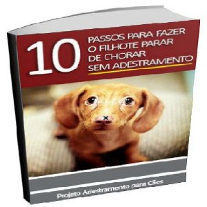 Baixar 10 Passos para Fazer o Filhote Parar de Chorar – Sem Adestramento pdf, epub, eBook