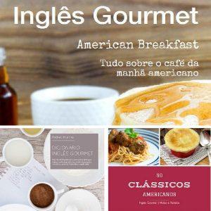 Baixar American Breakfast + Dicionário + 50 Clássicos pdf, epub, eBook
