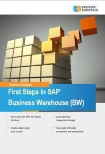 Baixar First steps in sap business warehouse (bw) pdf, epub, ebook