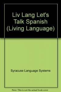 Baixar Lets talk spanish pdf, epub, eBook
