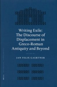 Baixar Writing exile- the discourse of displacement in gr pdf, epub, eBook