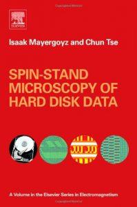 Baixar Spin-stand microscopy of hard disk data pdf, epub, ebook
