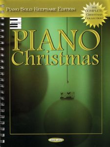 Baixar Piano christmas keepsake edition pdf, epub, eBook