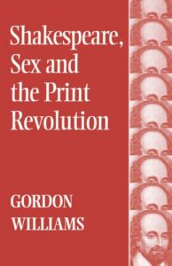 Baixar Shakespeare, sex and the print revolution pdf, epub, eBook