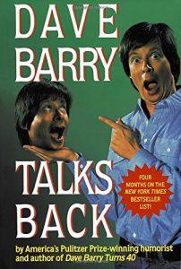 Baixar Dave barry talks back pdf, epub, ebook
