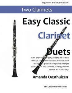 Baixar Easy classic clarinet duets pdf, epub, eBook