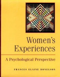 Baixar Women's experiences pdf, epub, ebook