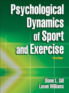 Baixar Psychological dynamics of sport and exercise pdf, epub, ebook