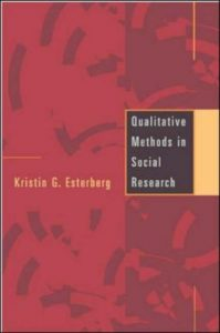 Baixar Qualitative methods in social research pdf, epub, ebook