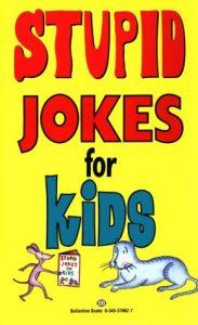 Baixar Stupid jokes for kids pdf, epub, eBook