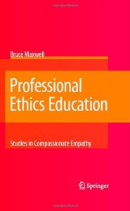 Baixar Professional ethics education pdf, epub, ebook