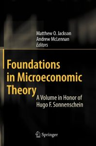 Baixar Foundations in microeconomic theory pdf, epub, ebook