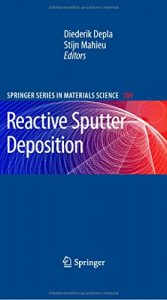 Baixar Reactive sputter deposition pdf, epub, eBook