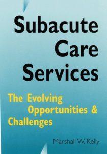 Baixar Subacute care services pdf, epub, ebook