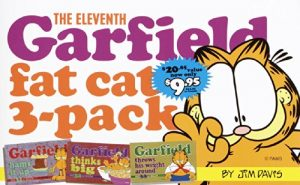 Baixar Garfield fat cat three pack, v.11 pdf, epub, eBook