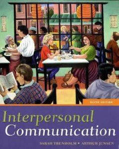 Baixar Interpersonal communication pdf, epub, ebook