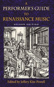 Baixar Performers guide to renaissance music, a pdf, epub, ebook