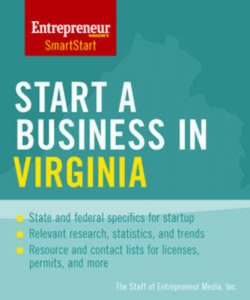 Baixar Start a business in virginia pdf, epub, ebook