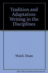 Baixar Tradition and adaptation pdf, epub, ebook