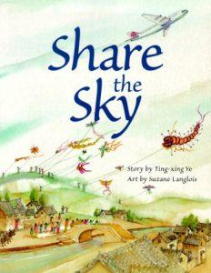 Baixar Share the sky pdf, epub, ebook